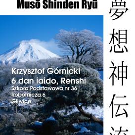 21-22 luty 2015 Zgrupowanie Koryu Muso Shinden Ryu