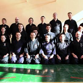 20-22 marca 2015 staż iaido w Raciborzu