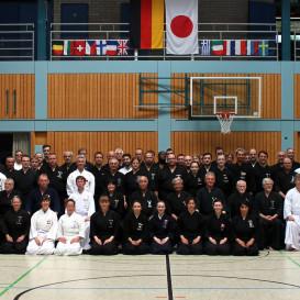 Zgrupowanie iaido w Villingen