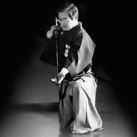 Zgrupowanie z Norio Furuichi Sensei 8 dan iaido kyoshi