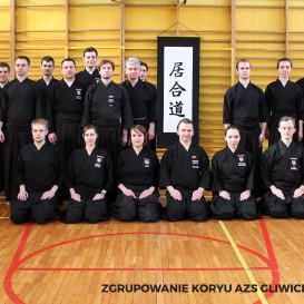 KORYU w AZS Gliwice 27.02.2016