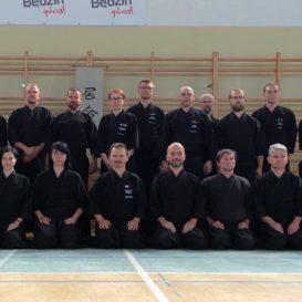 Letnia szkoła iaido 2017