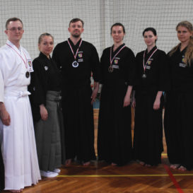 Sukcesy na 12 Mistrzostwach Polski IAIDO